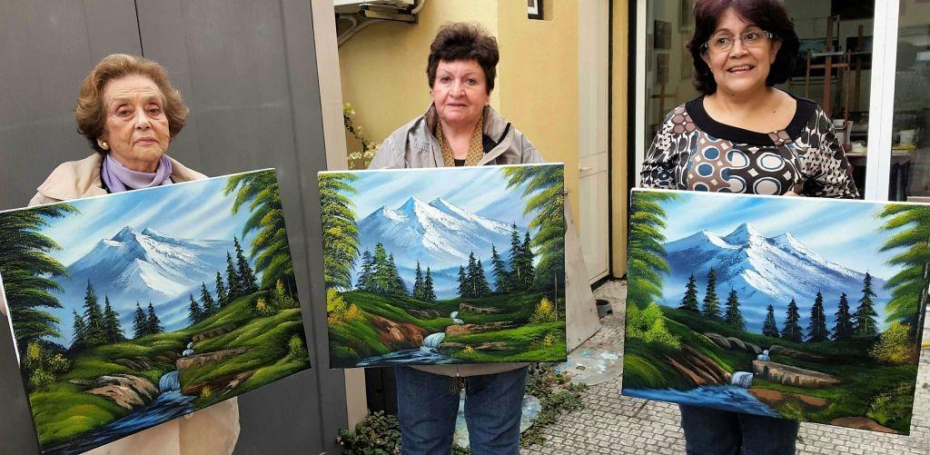 """Workshop """"Riacho na montanha"""" Novembro 2015"""