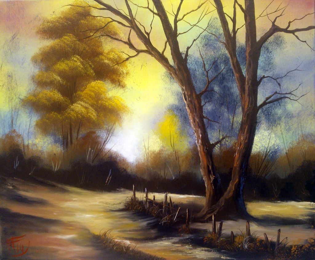 "Workshop ""Palete de Outono"""