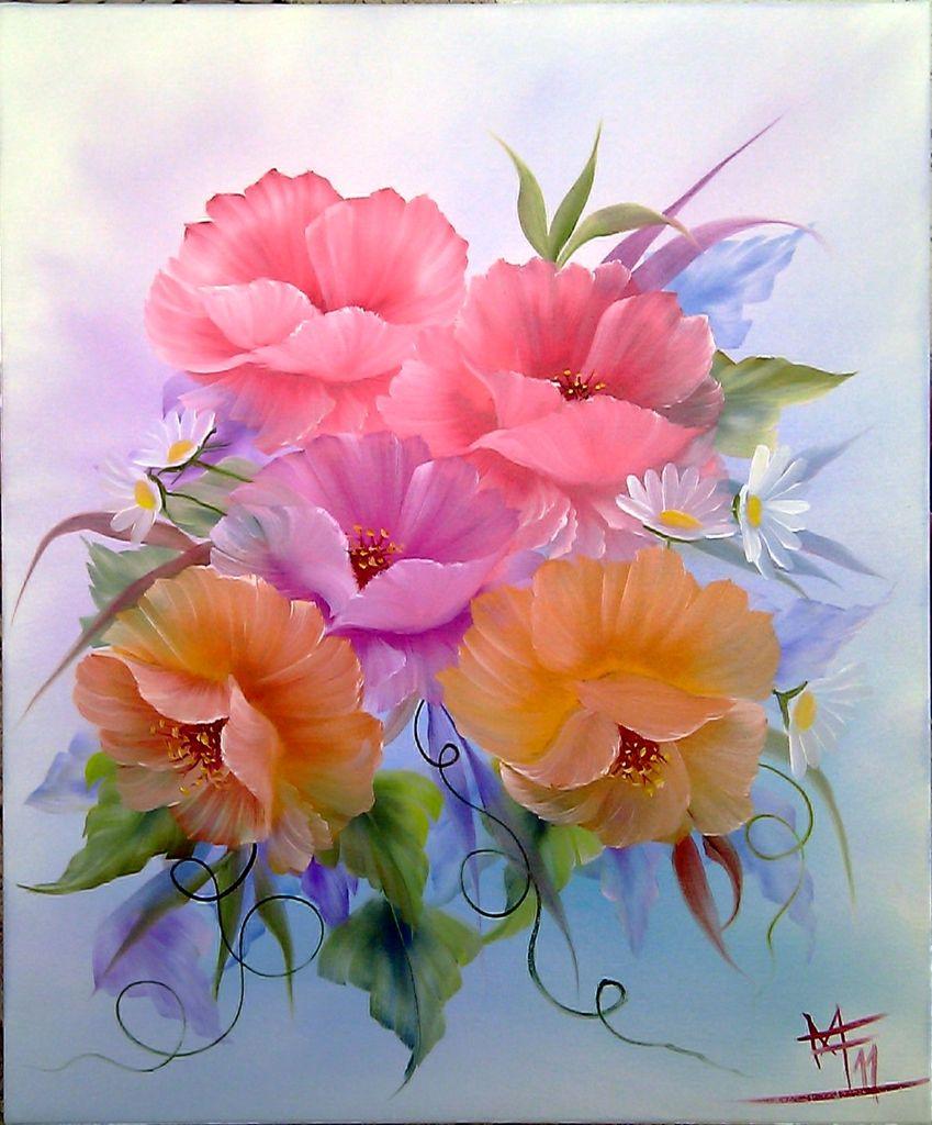 """Workshop """"Fantasia de flores"""""""