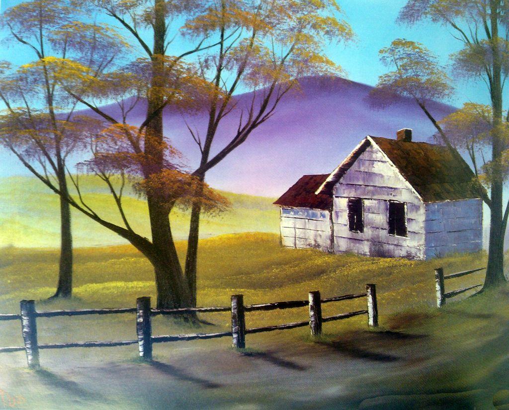 Pinte este quadro num só dia!