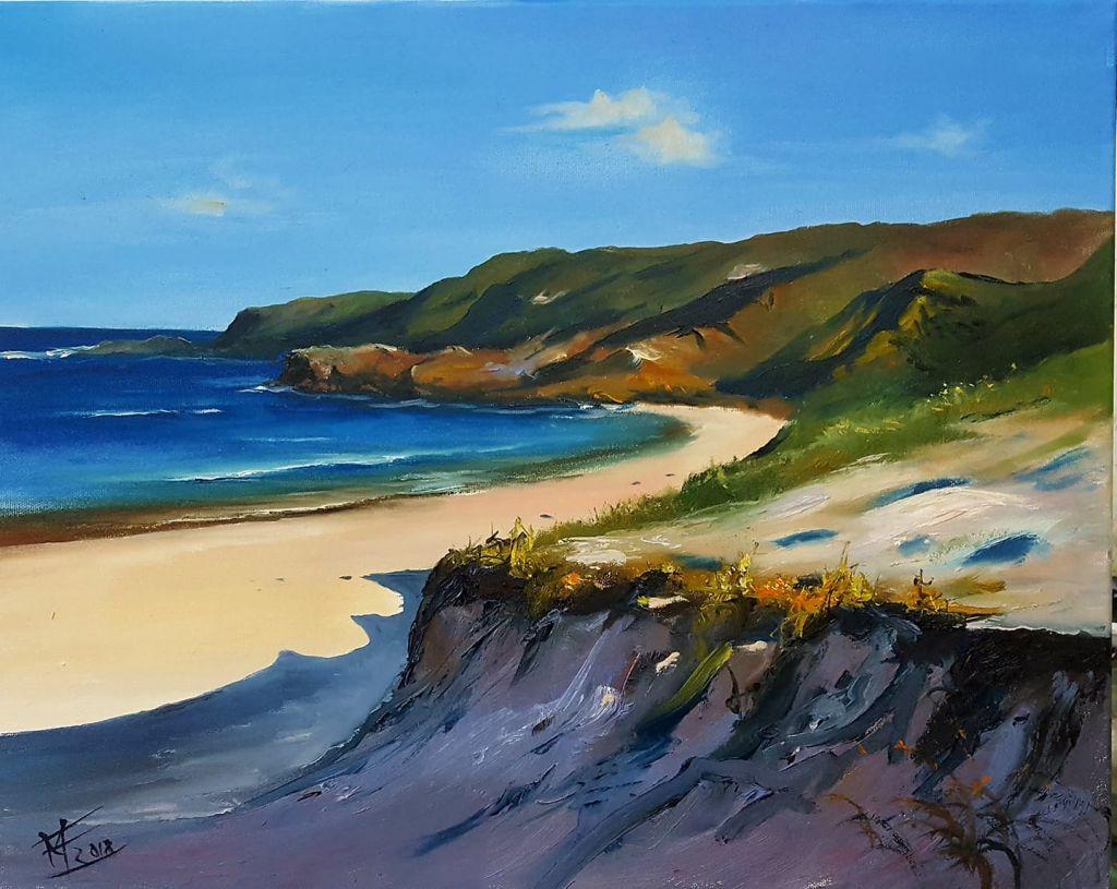 """Workshop """"Manhã na praia"""" - 2ª sessão"""