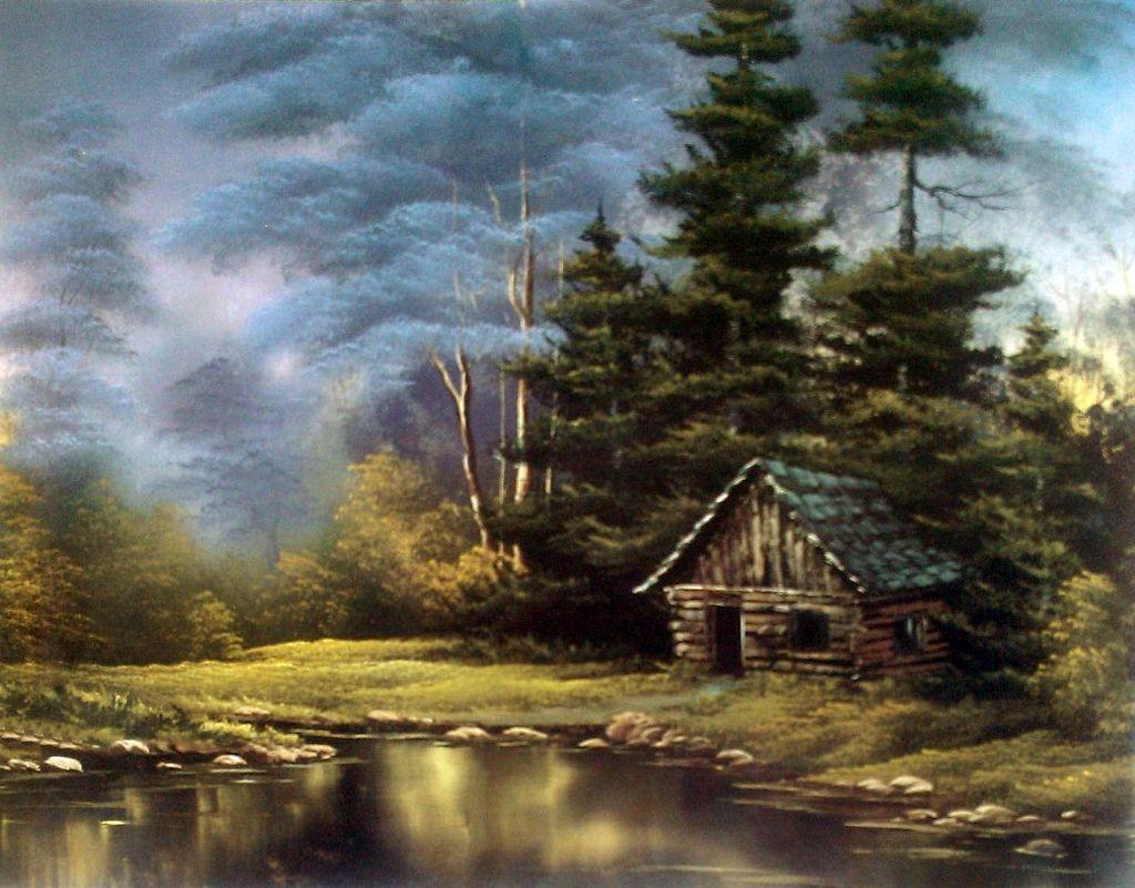 "Workshop ""A cabana do caçador"""